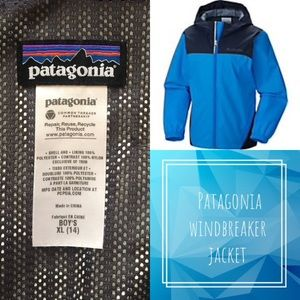 PATAGONIA light weight water proof wind breaker
